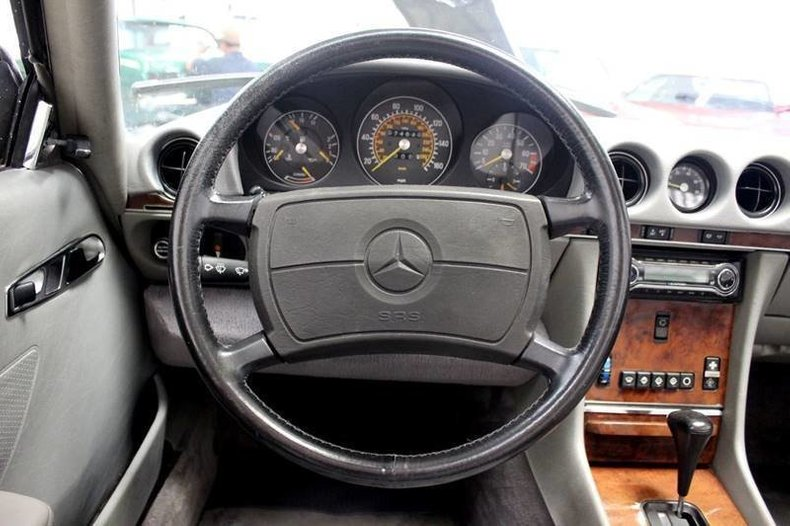 For Sale 1988 Mercedes-Benz 560-Class