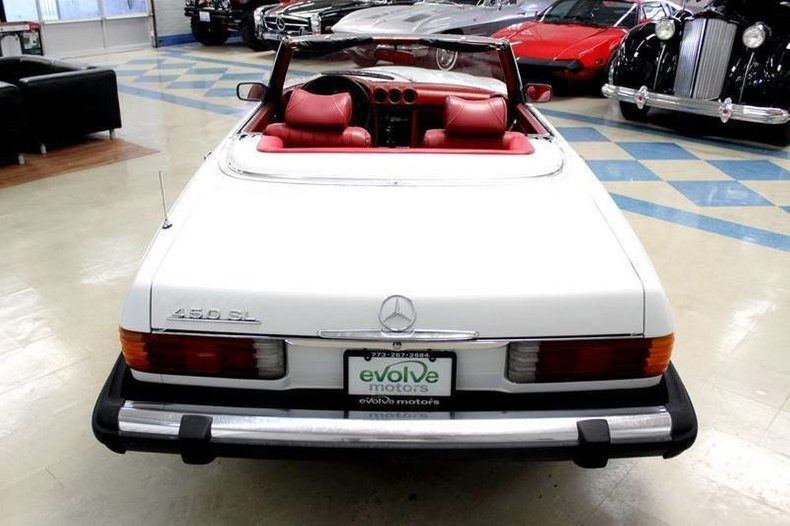 For Sale 1975 Mercedes-Benz 450 SL