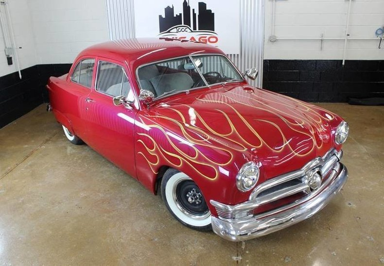 For Sale 1950 Ford Custom Coupe