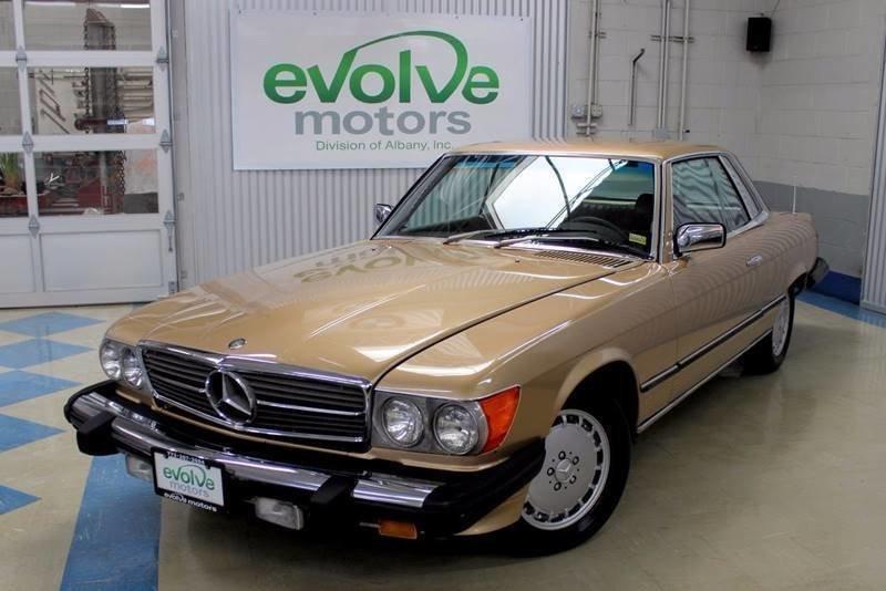 1980 mercedes benz 450 class