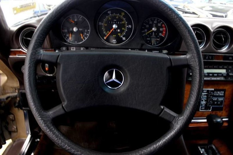 For Sale 1980 Mercedes-Benz 450-Class