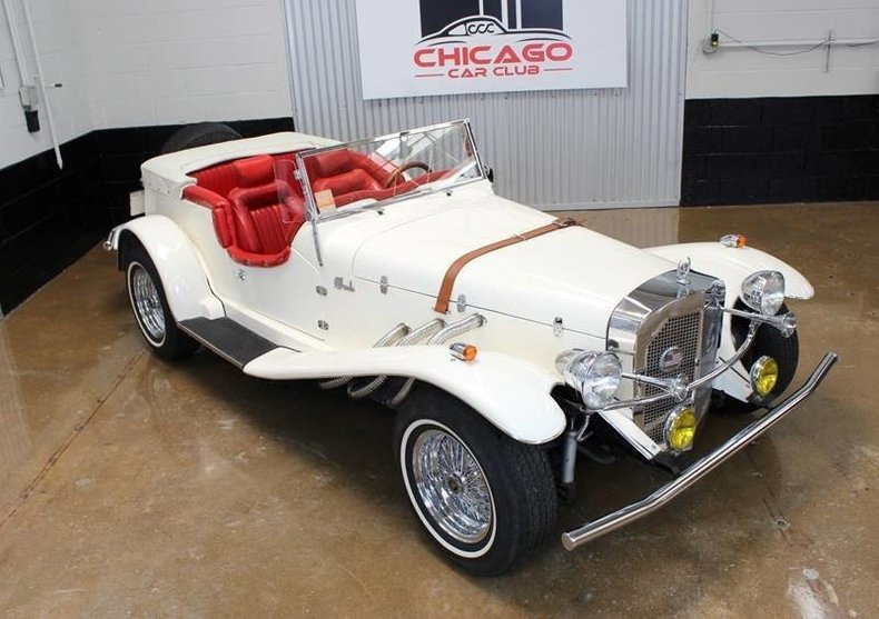 For Sale 1929 Mercedes-Benz SSK