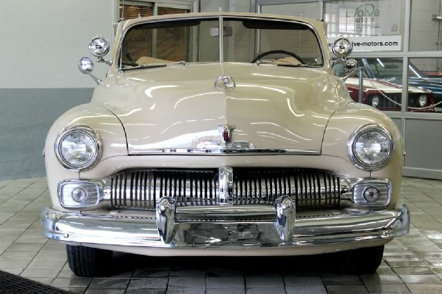 For Sale 1950 Mercury 8 Convertible