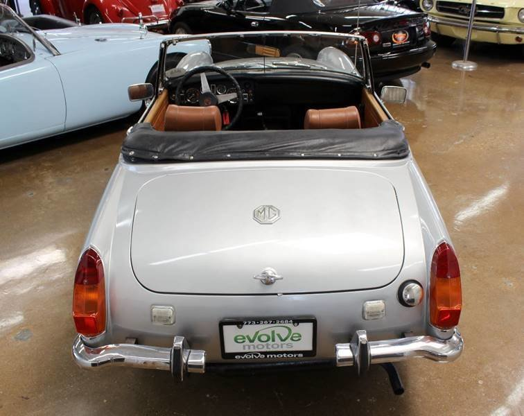 For Sale 1974 MG Midget