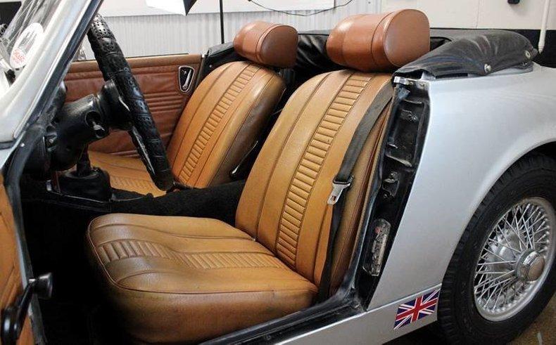 For Sale 1974 MG Midget