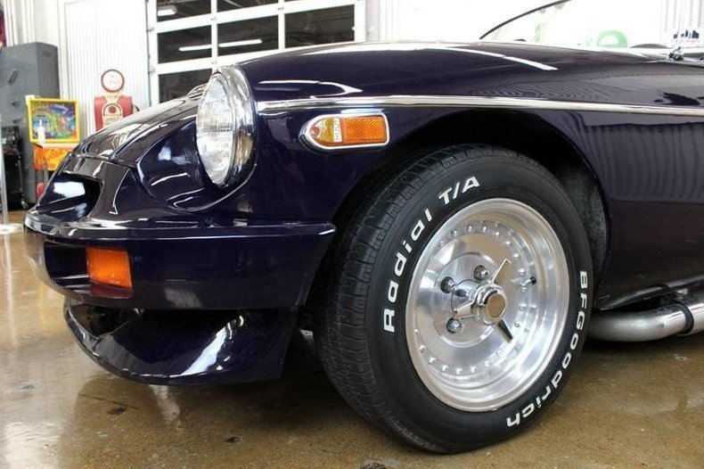For Sale 1980 MG MGB