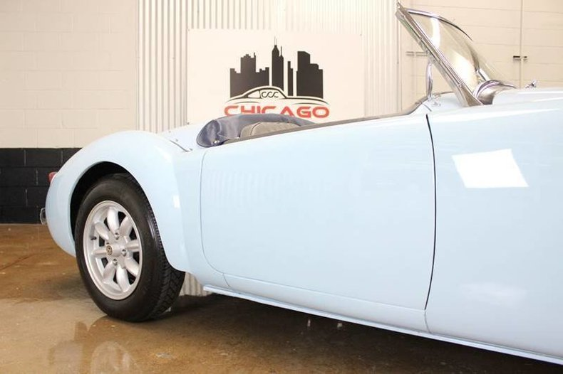 For Sale 1957 MG MGA