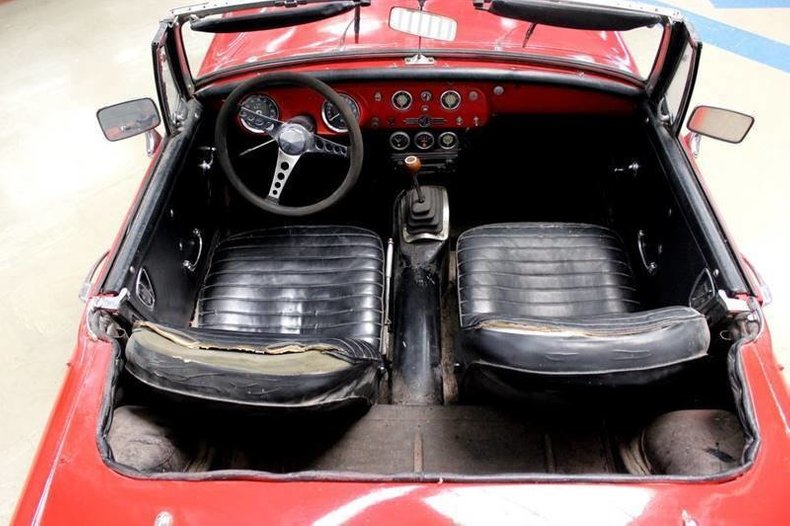 For Sale 1965 MG Midget