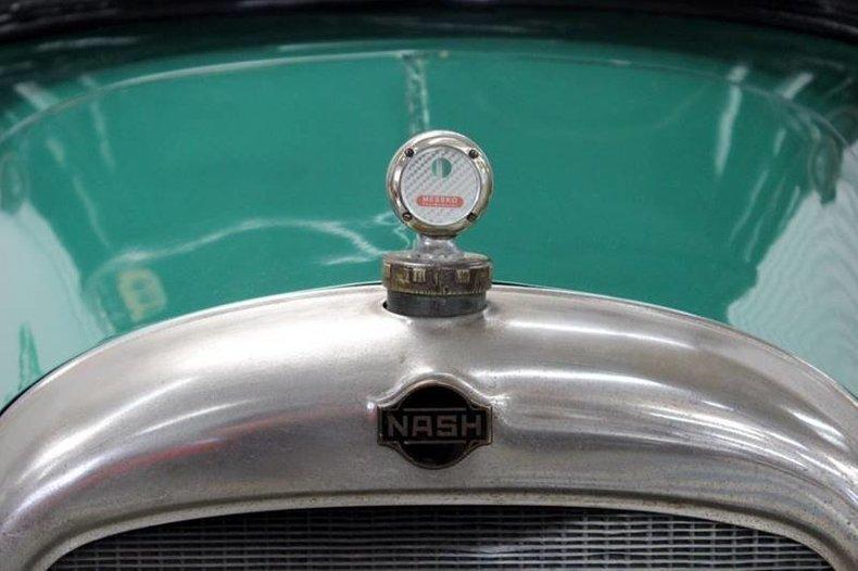 For Sale 1927 Nash 240