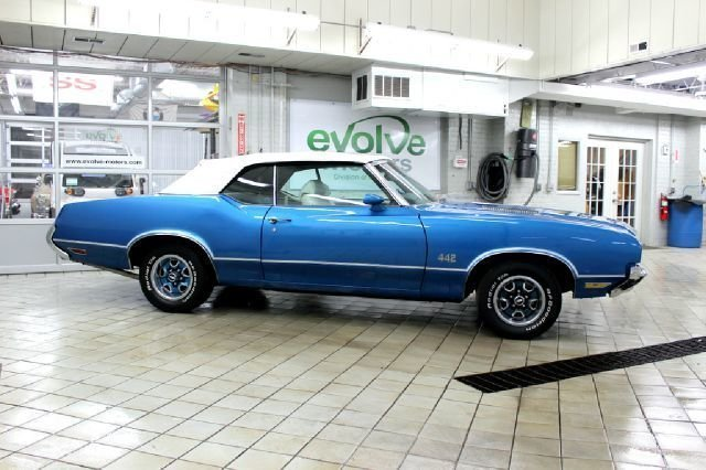 For Sale 1972 Oldsmobile Cutlass