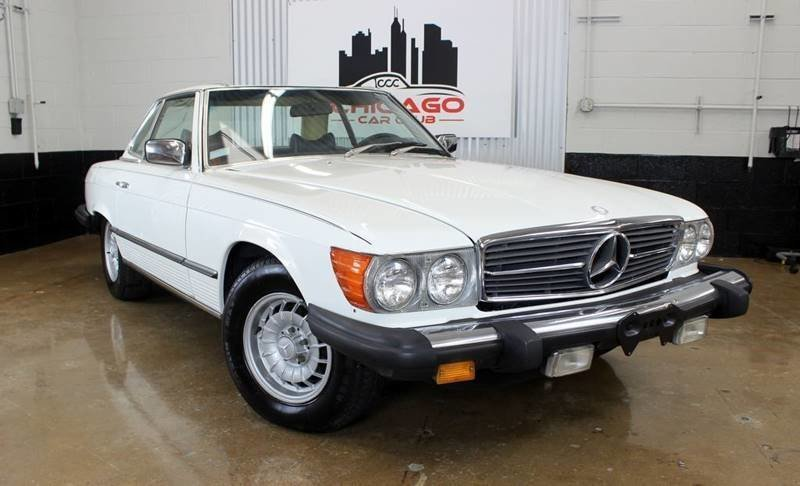 1977 mercedes benz 450 sl