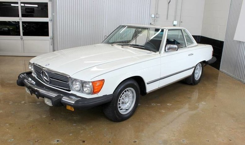 For Sale 1977 Mercedes-Benz 450 SL