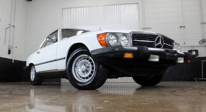 For Sale 1977 Mercedes-Benz 450 SL