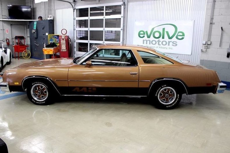 For Sale 1976 Oldsmobile Cutlass