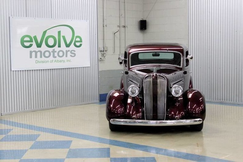 For Sale 1936 Plymouth Business Coupe