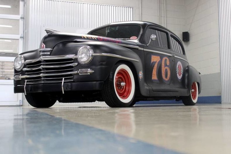 1948 Plymouth Tudor Sedan
