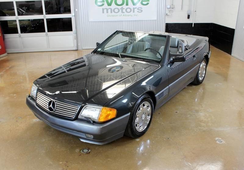 1992 mercedes benz 500 class 500 sl 2dr convertible