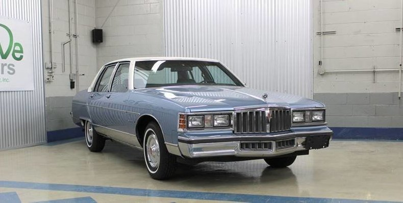 For Sale 1980 Pontiac Bonneville