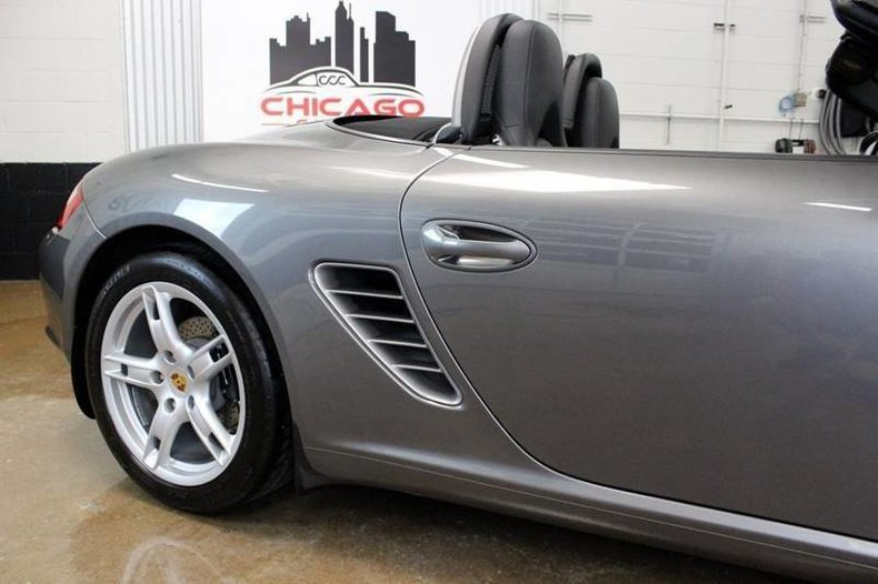 For Sale 2007 Porsche Boxster