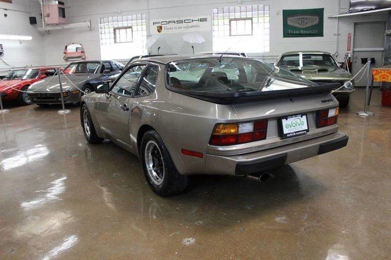 For Sale 1983 Porsche 944