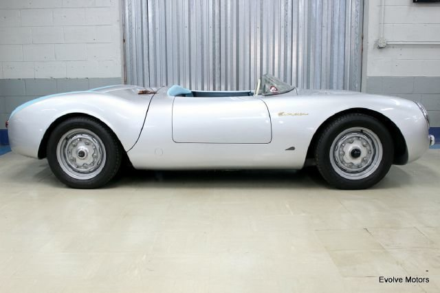 For Sale 1955 Porsche 550 Spyder