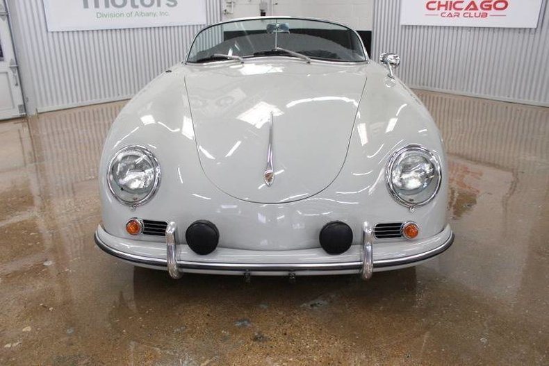 For Sale 1958 Porsche 356 Speedster