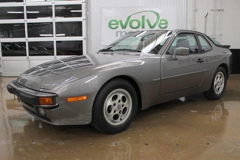 1987 porsche 944 s 2dr hatchback