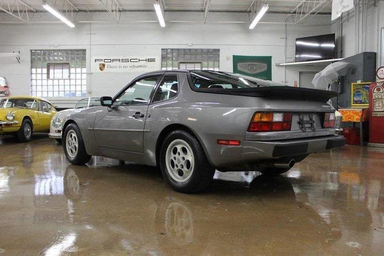 For Sale 1987 Porsche 944