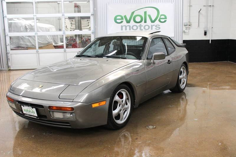 1988 porsche 944 turbo 2dr hatchback