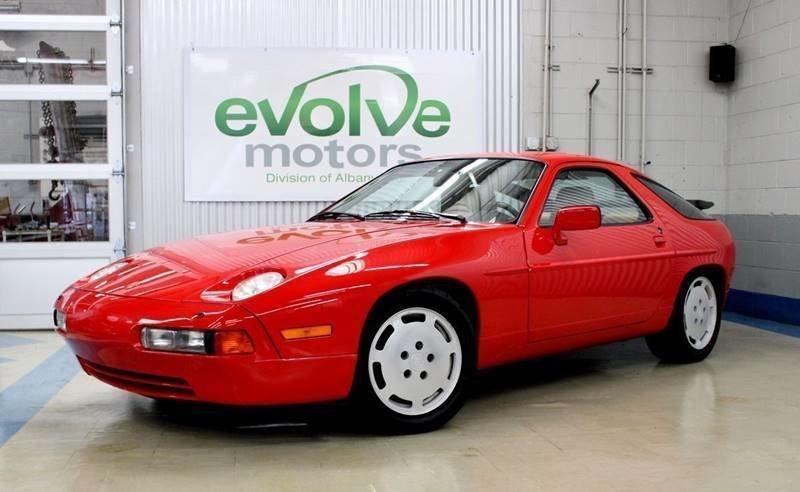 1988 porsche 928 s4 2dr hatchback