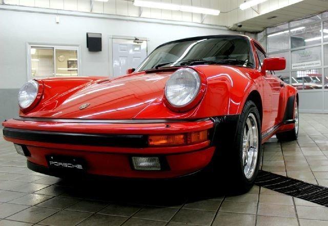 For Sale 1987 Porsche 911