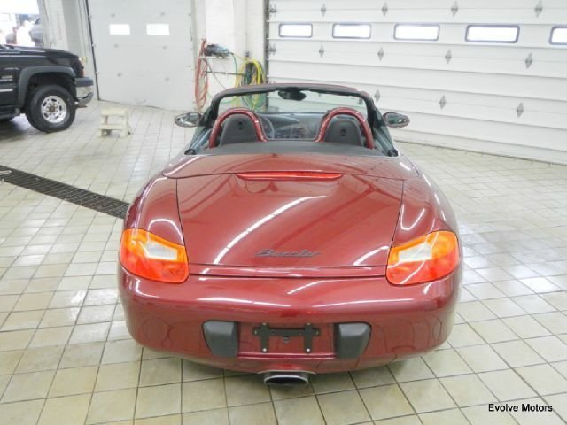 For Sale 1998 Porsche Boxster