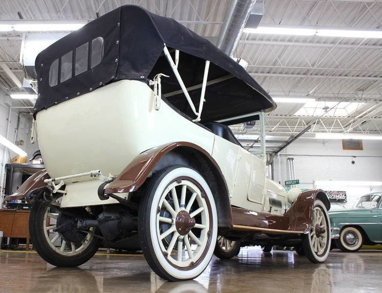 1917 REO The Fifth Touring Sedan | Chicago Car Club