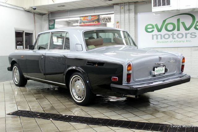 For Sale 1978 Rolls-Royce Silver Shadow