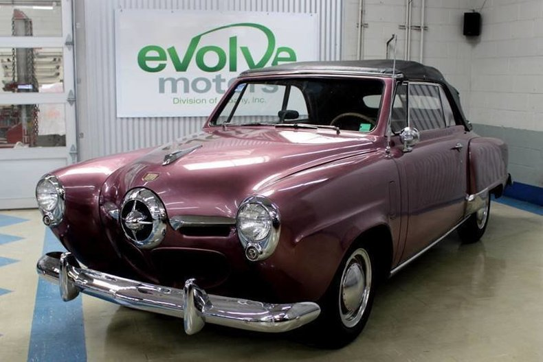 For Sale 1950 Studebaker Champion