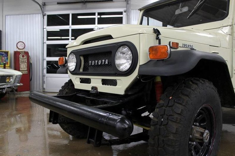 For Sale 1973 Toyota Land Cruiser