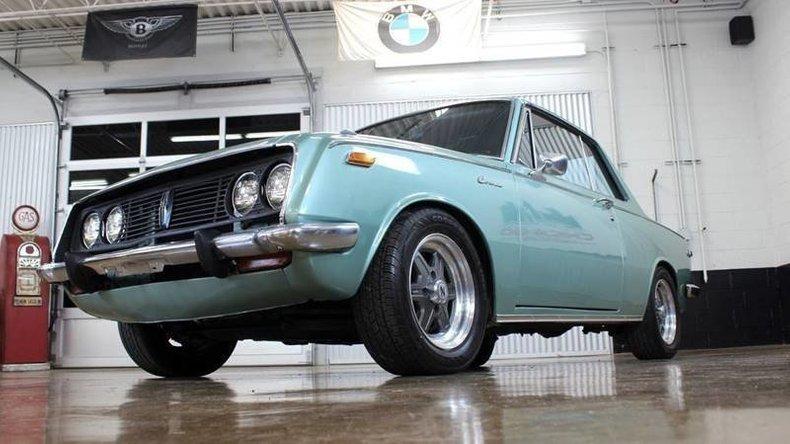 1968 Toyota Corona