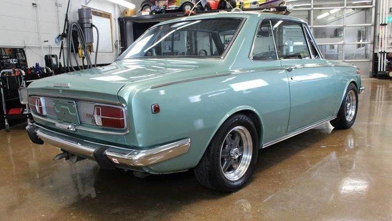 For Sale 1968 Toyota Corona