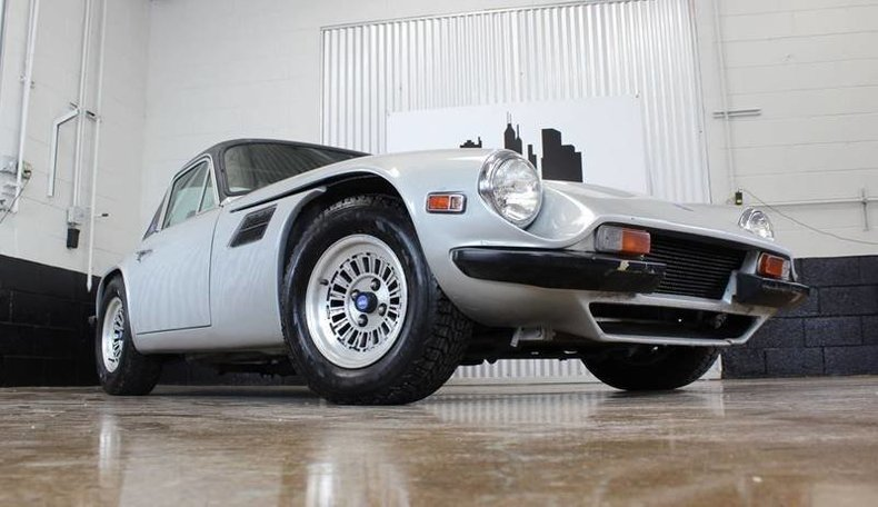 For Sale 1974 TVR 2500M