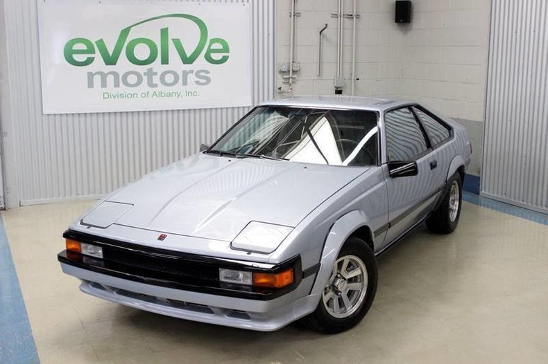 For Sale 1984 Toyota Celica