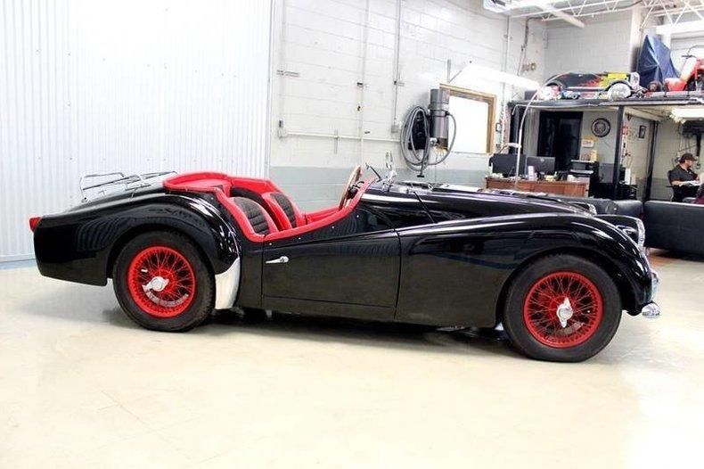 For Sale 1960 Triumph TR3-A