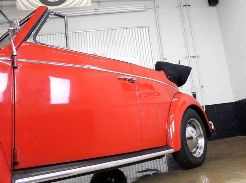 For Sale 1960 Volkswagen Beetle Convertible