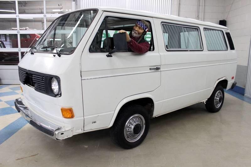 1981 volkswagen vanagon 3dr mini van