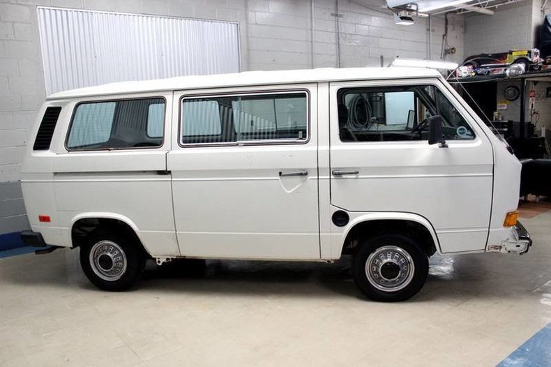 For Sale 1981 Volkswagen Vanagon