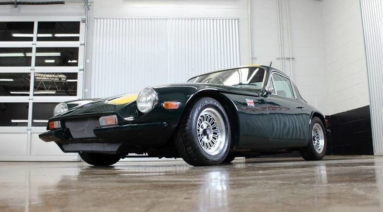For Sale 1977 TVR 2500M