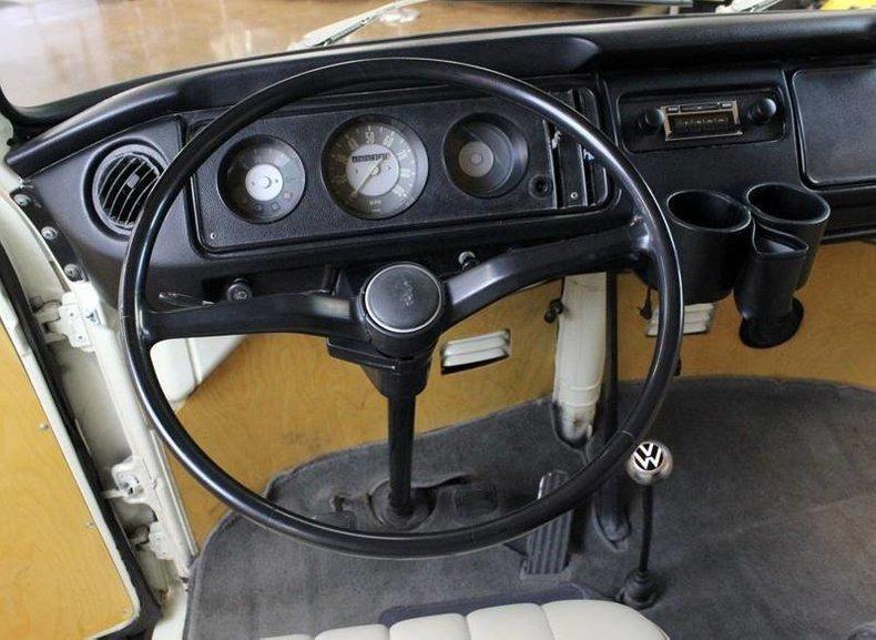 For Sale 1971 Volkswagen Bus