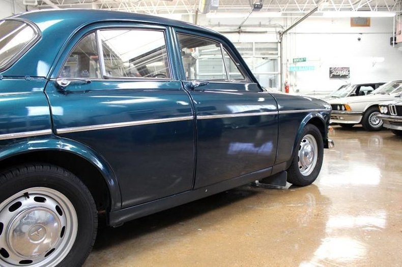 For Sale 1966 Volvo 122S