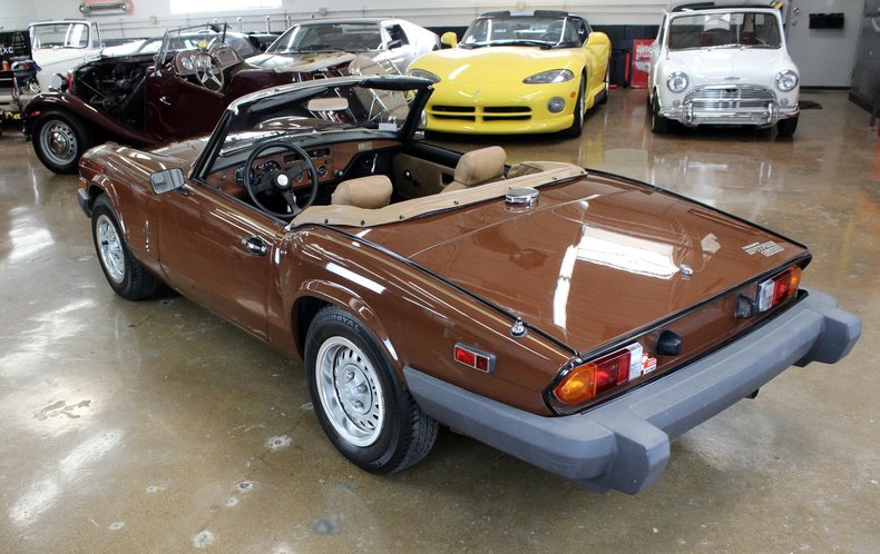 For Sale 1980 Triumph Spitfire