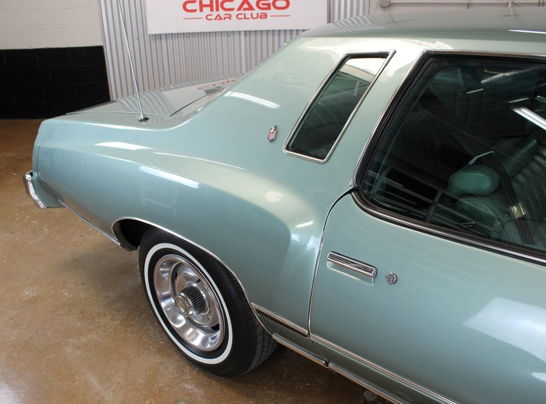 For Sale 1977 Chevrolet Monte Carlo