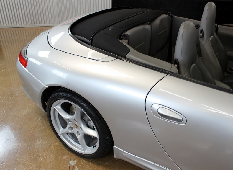 For Sale 2003 Porsche Carrera